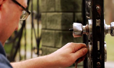 Repairing a lock